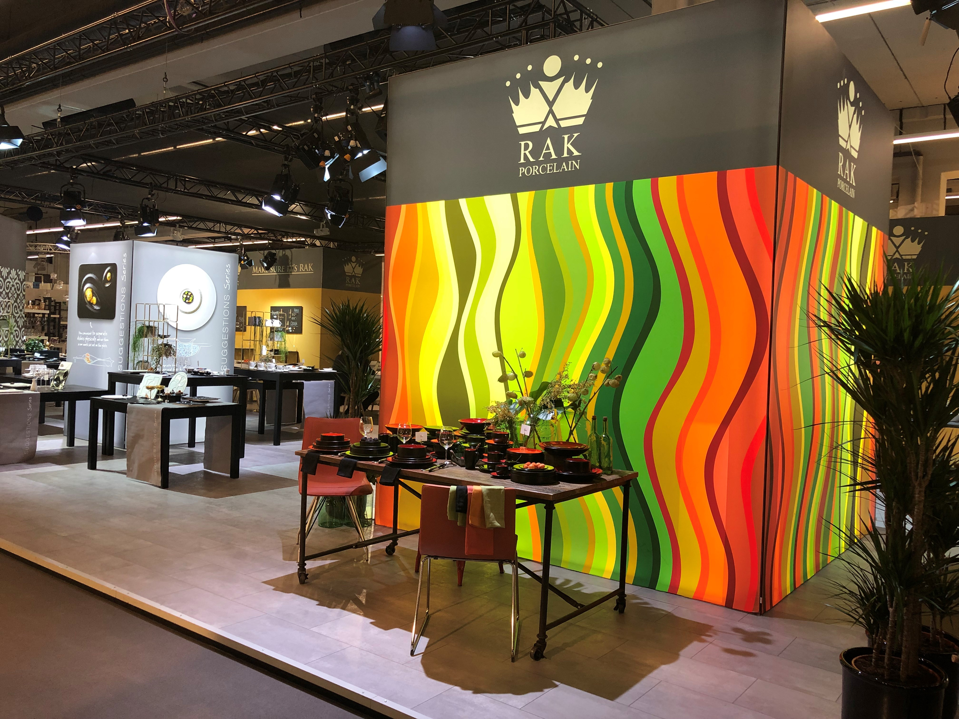 RAK Porcelain at Ambiente - FV